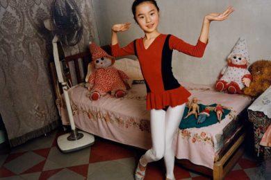 Barn från en lågstadieskola i Beijing, Beijing - Bålsta Foto: Kjell Fredriksson