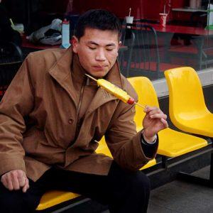 Gult och gott i Kina, Kina Foto: Kjell Fredriksson