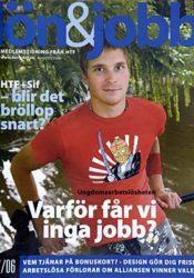 Tidskriftsomslag Foto: Kjell Fredriksson