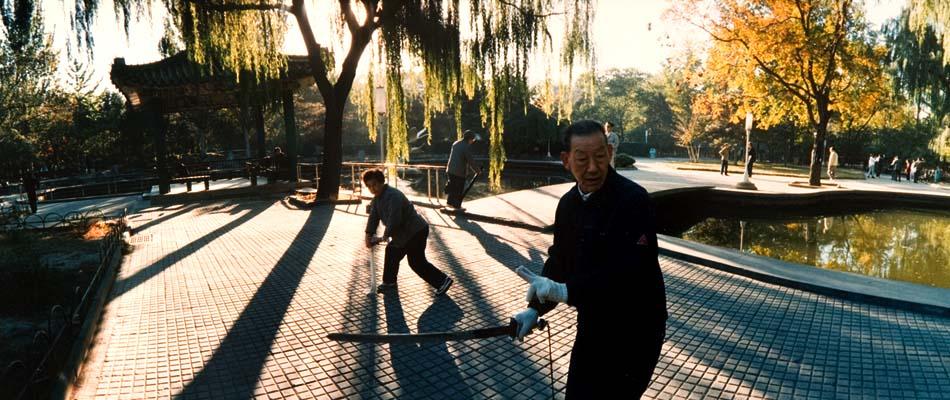 Ritanparken i Beijing
