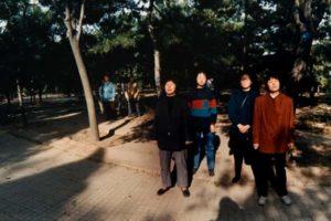 Ritanparken i Beijing 11/15, Tusen tranors flykt Foto: Kjell Fredriksson