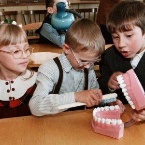 Ett tandvårdsprojekt initierat av Dalarnas län, Ryssland Foto: Kjell Fredriksson